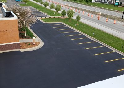 Western State Bank Parking Lot